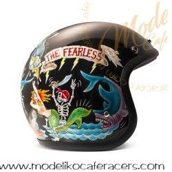 Casco Jet DMD Vintage - FATE