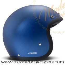 Casco DMD Jet Vintage Metallic Blue