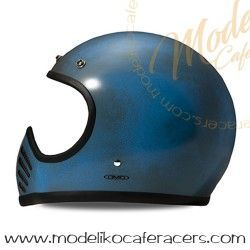 Casco DMD Carbon Kevlar Seventy Five Arrow Blue