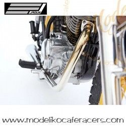 Kit Escape Completo - Yamaha SR250 - Jadus