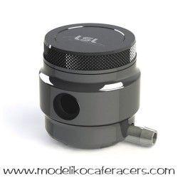 Deposito Liquido de Freno LSL Alu Negro 36ml