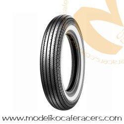 Neumático SHINKO E-270 - 4.00-18.0 64H TT Banda Blanca