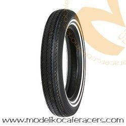 Neumático SHINKO E-240 MT90-16.0 74H TT Doble Banda Blanca