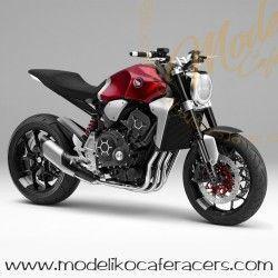HONDA CB1000R - CB1000R ABS - Juego de Llantas de Radios KINEO Wheels