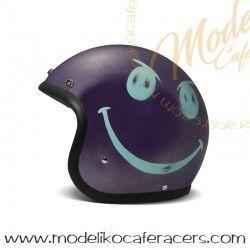 DMD Vintage handmade SMILE VIOLET