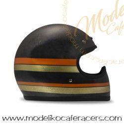 DMD Racer Handmade Painted Carbon Kevlar LINE BLACK