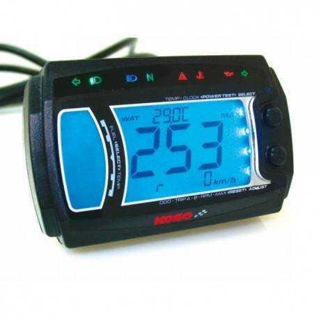 Marcador Digital Universal Koso BXR-SRN
