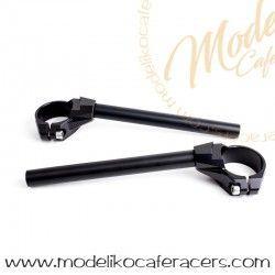 Semimanillares Alu Negro Gilles Tooling GPL2 - 41mm