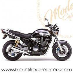 Yamaha XJR 1300 2002-2003 - Juego de Llantas de Radios KINEO Wheels