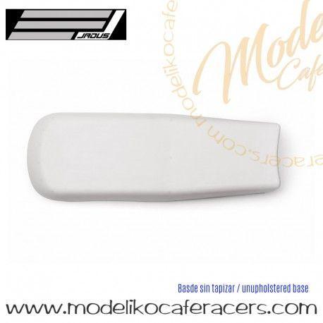 Base Asiento EUCLID Sin tapizar - Yamaha SR 250 - JADUS