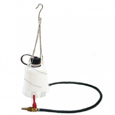 Deposito adicional de combustible 1 litro con soporte