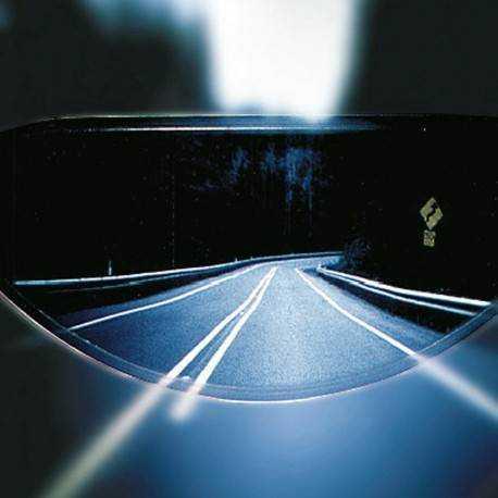 Película Antiempañante Trasparente para Cascos