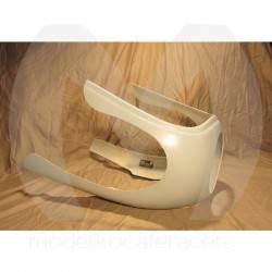 Cúpula de Fibra de Vidrio estilo 24Horas