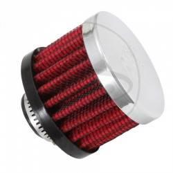 Filtro Ventilación Motor 13 mm Conexión Goma
