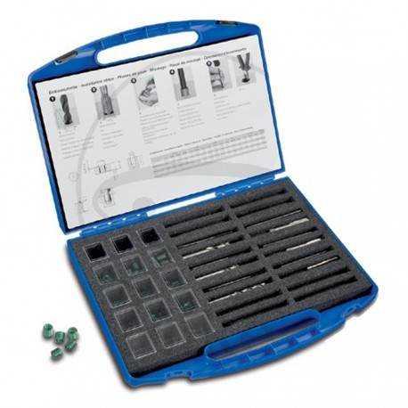 Reparacion Rosca Helicoil Caja Surtido 132 piezas