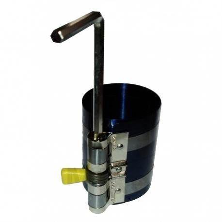 Insertador de segmentos de pistón Hazet 60-125x80 mm