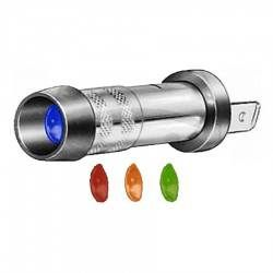 Luz de control color intercambiable (4 colores)