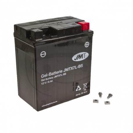 Bateria de Gel JMT Modelo YTX4L-BS