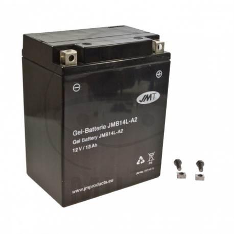 Batería de Gel JMT Modelo YB4L-B