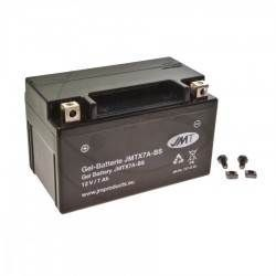 Batería de Gel JMT Modelo YBX7A-BS