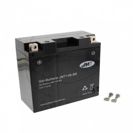 Batería de Gel JMT Modelo YTR4A-BS