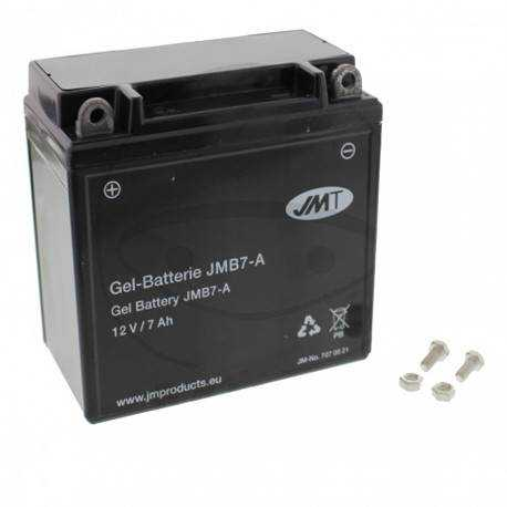 Batería de Gel JMT Modelo YB9L-A2