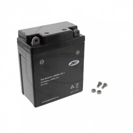Batería de Gel JMT Modelo 6N4-2A-4