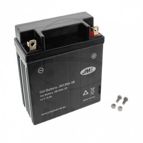 Batería de Gel JMT Modelo YB14L-B2