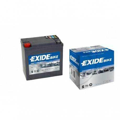 Batería de Gel EXIDE Modelo 519901