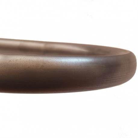Curva Subchasis tubo hierro 22x2 - Entre centros 205 mm