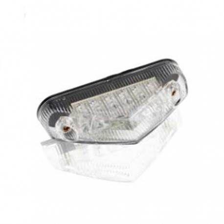 Luz matrícula de Leds PUIG - Modelo SHARK