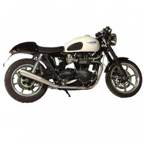 Escape SPARK 70s Slip On INOX - Triumph Bonneville