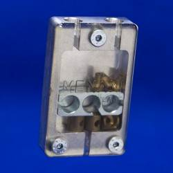 Cazoleta duplicadora 2 en 1 cable de freno MENANI
