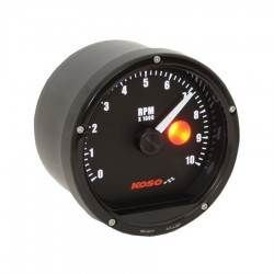 CuentaRPM Electónico KOSO D75 Negro 8000 rpm/max