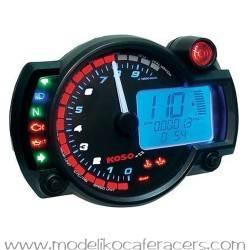 Marcador Universal KOSO RX2NR Plus Máx. 10000 rpm
