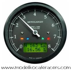 ChronoClassic CuentaRevoluciones Analogico Motogadget