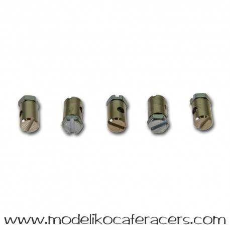 Prisioneros para Cables Atornillados 16.0x3.0 mm