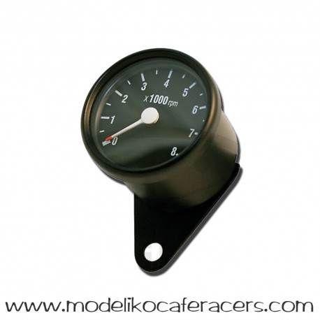 CuentaRPM Electrónico Acero 60 mm 8.000 rpm