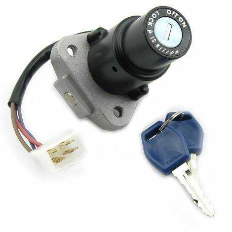Cerradura Contacto Yamaha SR250