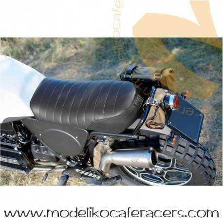 Asiento Fabricado en Cuero para BMW Serie K