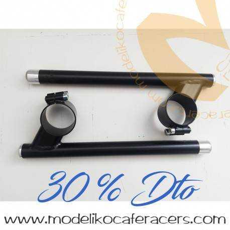 Semi Manillares AM-404 Negros Con avance 30 mm MENANI