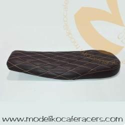 Asiento Marron Chocolate para Yamaha SR250