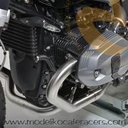 Colectores en Acero Inoxidable sin catalizador para BMW RnineT