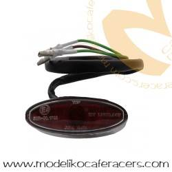 Piloto trasero Mini OVAL Shinyo LED
