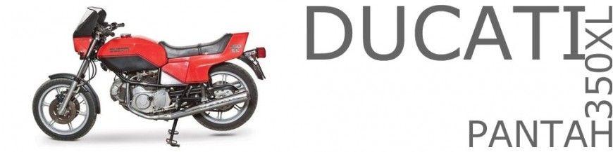 DUCATI 350 PANTAH (1982-1984)