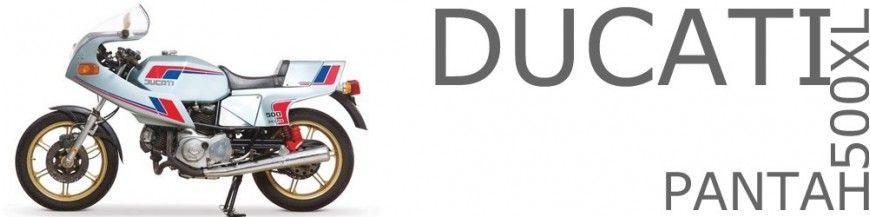 DUCATI 500 PANTAH (1979-1983)