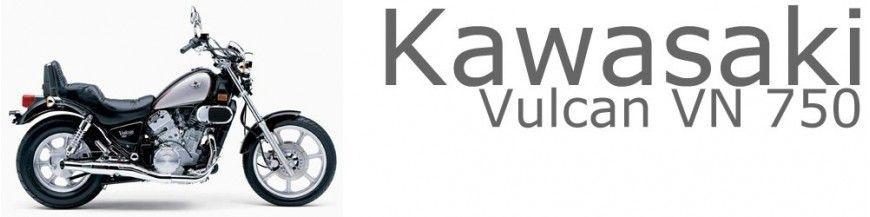 KAWASAKI VULCAN VN750 (1986-1995)
