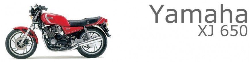 YAMAHA XJ 650 (1980-1985)