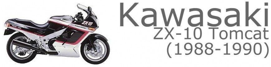 Kawasaki ZX-10 Tomcat (1988-1990)