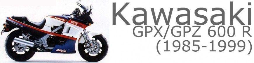 KAWASAKI GPZ/GPX 600 R (1985-1999)